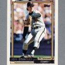 1992 Topps Baseball Gold Winners #491 Jeff Brantley - San Francisco Giants