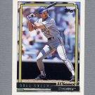 1992 Topps Baseball Gold Winners #478 Dale Sveum - Milwaukee Brewers