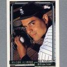 1992 Topps Baseball Gold Winners #452 Wilson Alvarez - Chicago White Sox