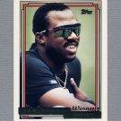 1992 Topps Baseball Gold Winners #422 Sam Horn - Baltimore Orioles
