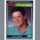 1992 Topps Baseball Gold Winners #414 Jeff Ware RC - Toronto Blue Jays