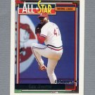 1992 Topps Baseball Gold Winners #396 Lee Smith AS - St. Louis Cardinals