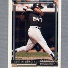 1992 Topps Baseball Gold Winners #355 Warren Newson - Chicago White Sox
