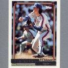 1992 Topps Baseball Gold Winners #322 Tim Burke - New York Mets