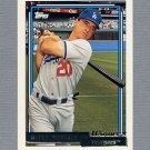 1992 Topps Baseball Gold Winners #233 Mitch Webster - Los Angeles Dodgers