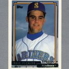 1992 Topps Baseball Gold Winners #192 Dave Fleming - Seattle Mariners