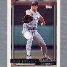1992 Topps Baseball Gold Winners #149 Brian Bohanon - Texas Rangers