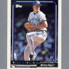 1992 Topps Baseball Gold Winners #108 Mike Timlin - Toronto Blue Jays