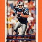 1996 Topps Football #409 Eric Guliford - Carolina Panthers