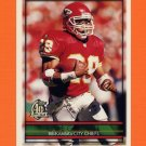 1996 Topps Football #408 Greg Hill - Kansas City Chiefs