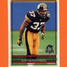 1996 Topps Football #401 Carnell Lake - Pittsburgh Steelers