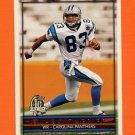 1996 Topps Football #367 Mark Carrier - Carolina Panthers