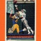 1996 Topps Football #366 Mark McMillian - New Orleans Saints
