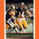 1996 Topps Football #360 Neil O'Donnell - Pittsburgh Steelers