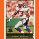 1996 Topps Football #339 Terry Ray RC - New England Patriots