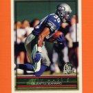 1996 Topps Football #314 Corey Harris - Seattle Seahawks