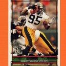 1996 Topps Football #300 Greg Lloyd - Pittsburgh Steelers