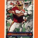 1996 Topps Football #285 Ken Harvey - Washington Redskins
