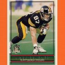 1996 Topps Football #273 Mark Bruener - Pittsburgh Steelers
