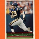 1996 Topps Football #271 Shaun Gayle - San Diego Chargers