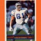 1996 Topps Football #266 Nate Newton - Dallas Cowboys