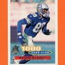 1996 Topps Football #263 Brian Blades TYC - Seattle Seahawks