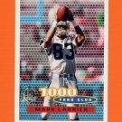 1996 Topps Football #262 Mark Carrier TYC - Carolina Panthers