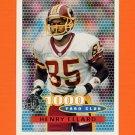1996 Topps Football #261 Henry Ellard TYC - Washington Redskins