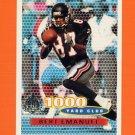 1996 Topps Football #258 Bert Emanuel TYC - Atlanta Falcons