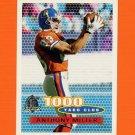 1996 Topps Football #256 Anthony Miller TYC - Denver Broncos