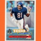 1996 Topps Football #250 Jeff Graham TYC - Chicago Bears