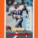 1996 Topps Football #246 Brett Perriman TYC - Detroit Lions