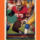 1996 Topps Football #227 Bryant Young - San Francisco 49ers