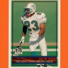 1996 Topps Football #220 Troy Vincent - Philadelphia Eagles