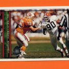 1996 Topps Football #217 Rob Burnett - Baltimore Ravens