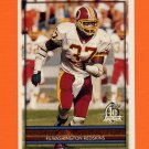 1996 Topps Football #208 James Washington - Washington Redskins