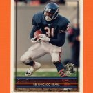 1996 Topps Football #190 Rashaan Salaam - Chicago Bears