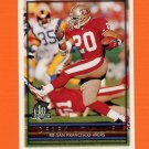 1996 Topps Football #138 Derek Loville - San Francisco 49ers