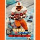 1996 Topps Football #127 Errict Rhett TYC - Tampa Bay Buccaneers