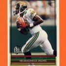 1996 Topps Football #114 Desmond Howard - Jacksonville Jaguars