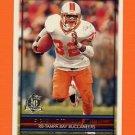 1996 Topps Football #090 Errict Rhett - Tampa Bay Buccaneers