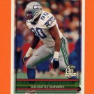 1996 Topps Football #074 Terry Wooden - Seattle Seahawks