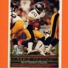 1996 Topps Football #069 Erric Pegram - Pittsburgh Steelers