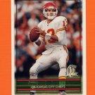 1996 Topps Football #065 Steve Bono - Kansas City Chiefs