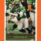 1996 Topps Football #056 Aaron Glenn - New York Jets