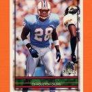 1996 Topps Football #051 Cris Dishman - Houston Oilers