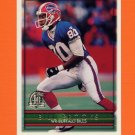 1996 Topps Football #039 Bill Brooks - Buffalo Bills