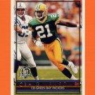 1996 Topps Football #031 Craig Newsome - Green Bay Packers