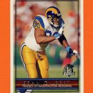 1996 Topps Football #017 Sean Gilbert - Washington Redskins