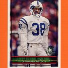 1996 Topps Football #004 Eugene Daniel - Indianapolis Colts